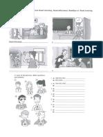 ejercicios de revision inglés