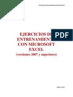 Maraton de Excel(1)