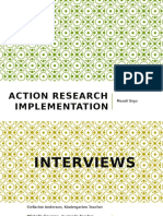 action research implementation presentation