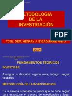 Metodolgia de Investigacion Cientifica
