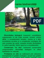 Conservarea Ex-situ a Biodiversitatii