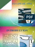 Diapositiva Decreto 1295 De 1994.pptx