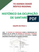 HISTÓRICO DA OCUPAÇÃO DO MUNICÍPIO DE SANTARÉM25.032010