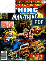 Marvel Two in One 43 Vol 1