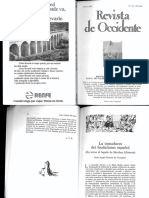 Feudalismo Español Revista de Occidente