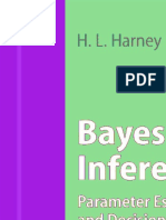 Bayesian Interference - Harney