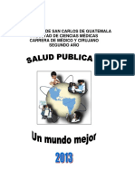 Programadesaludpublica II medicina