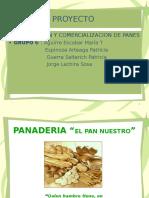 Diapositivas Proyecto de Inversion Panaderia