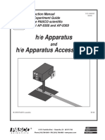 h/e Apparatus