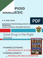 Non Opioid Drugs