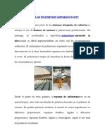 Sistema de Poliuretano Espumado in Situ