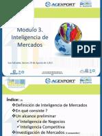 Inteligencia de Mercados El Salvador