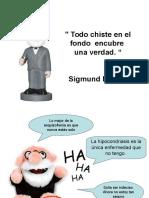 Humor Psicoanalitico