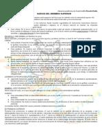 Guía resumida de Huesos y Articulaciones Del Miembro Superior (1)