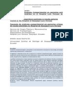 Causalidad del Síndrome Compartimental en pacientes poli traumatizados atendidos en el Hospital Luis Vernaza de Guayaquil