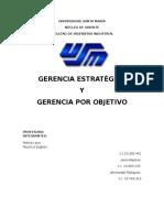 Gerencia Estratégica y por obejtivo.docx