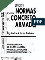 Interpretaciones de las Normas de concreto covenin.pdf