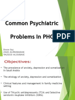 7- Common Psychiatric Problems - Mubarak-Subaie (1)