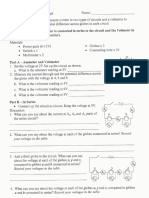 prac worksheet