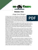 Borges, Jorge Luis - Emma Zunz
