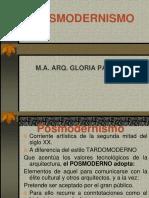Posmodernismo_PRESENTACIÓN