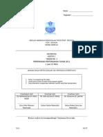 60009698 Mid Year Mathematics Form 2