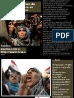 Falta de Direitos Das Mulheres Nos Países Árabes
