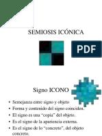 Semiosis Icónica