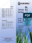 SW Continuous Centrifugals Brochure 20140207