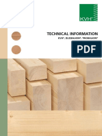Technical Information - Timber Germany