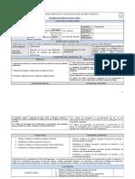 Planeación Didáctica Modulo IV Submod 1