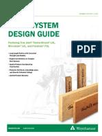 Truss Joist Roof System Design Guide