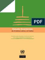 cepal 2015 estudio económico de américa latina y el caribe