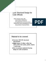 Basic Structural Design 2012