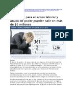 Sanciones Para El Acoso Laboral (15 de Marzo 14) (1)
