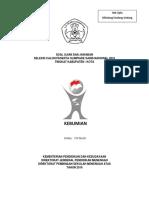 8. SOAL JAWAB OSK 2016 Kebumian.pdf