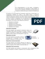 Estructura de Una PC
