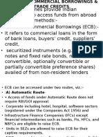 3. International Trade Credit