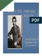 Einstein Facultat Set 2005-1