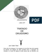 LIBRO XI- Tratado de Druidismo