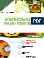 25 26 Pengolahan Palm Kernel Oil