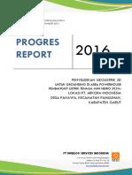 Progres Report GL Arkora