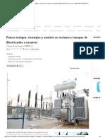 Falsos Testigos, Chantajes y Omisión en Reclamos_ Trampas de Electricaribe a Usuarios