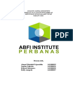 Tugas Kelompok Capital Budgeting