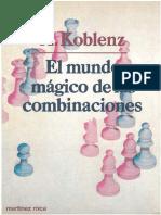 Alexander Koblenz - El Mundo Magico de La Combinaciones