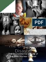 154915940 the Chernobyl Disaster