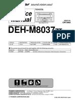 Pioneer DEHM8037