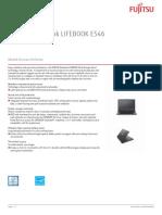Ds Lifebook e546