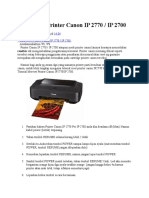 Cara Reset Printer Canon IP 2770.docx