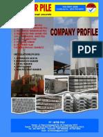 Brosur Produk PT Interpile